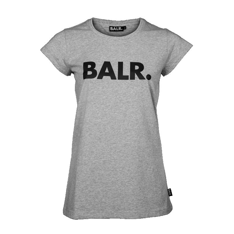 Women Brand T-Shirt Grey | The Official