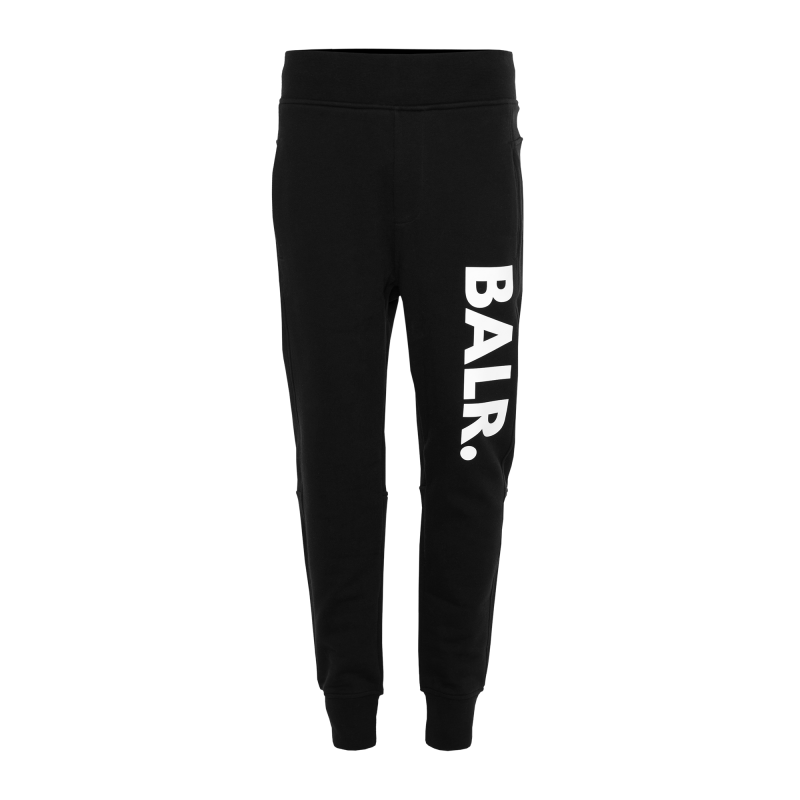 Big Brand Sweatpants Black