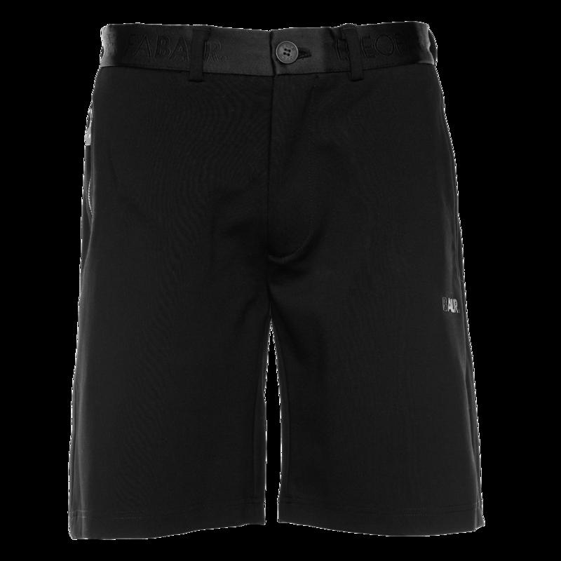 Slim Chino Shorts Black