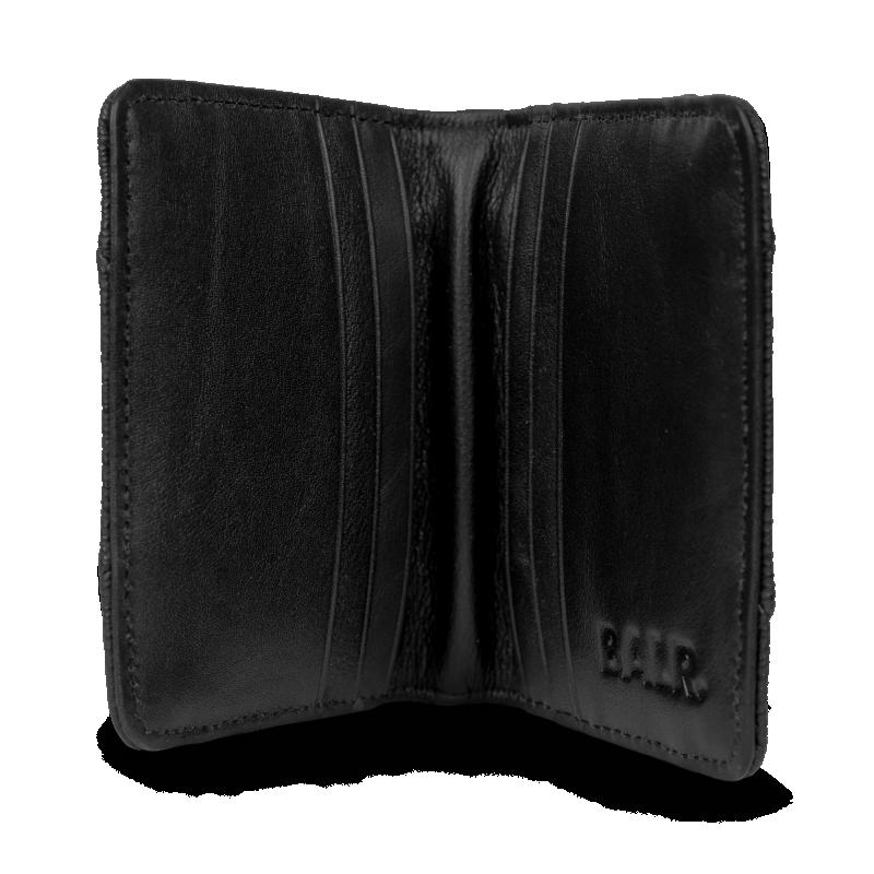 Passport Cover Black Inside