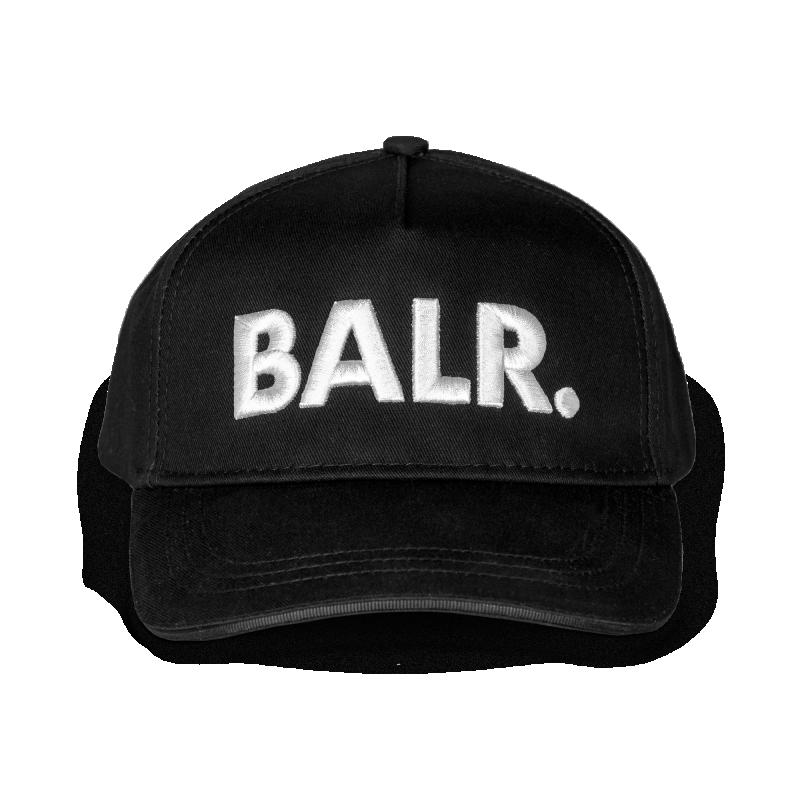 BALR. Classic Cotton Cap Black