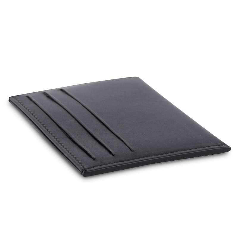 Achterkant Leather Slim Cardholder