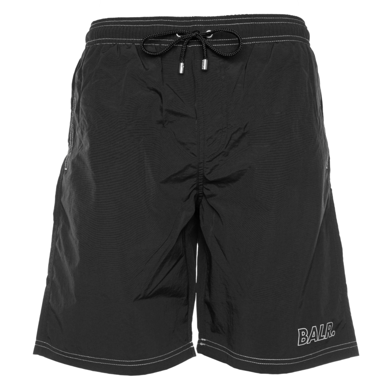 City Shorts Black