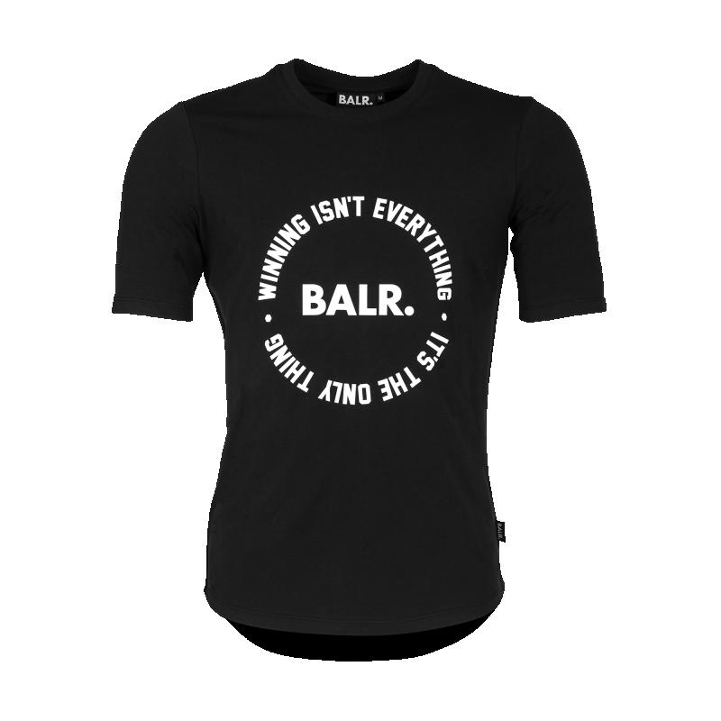 Black Brand Winning Shirt Front