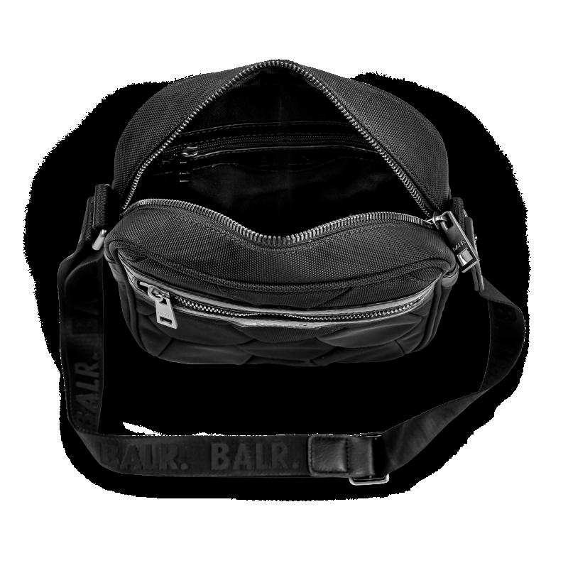 Nylon Prospect Bag Open
