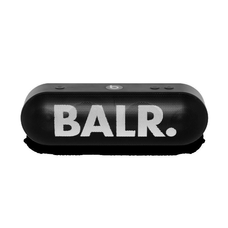 BALR. x Beats Pill+ Voorkant