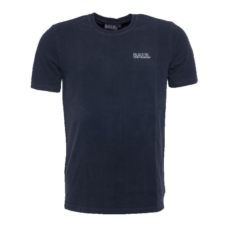 Garment-Dyed T-Shirt Navy