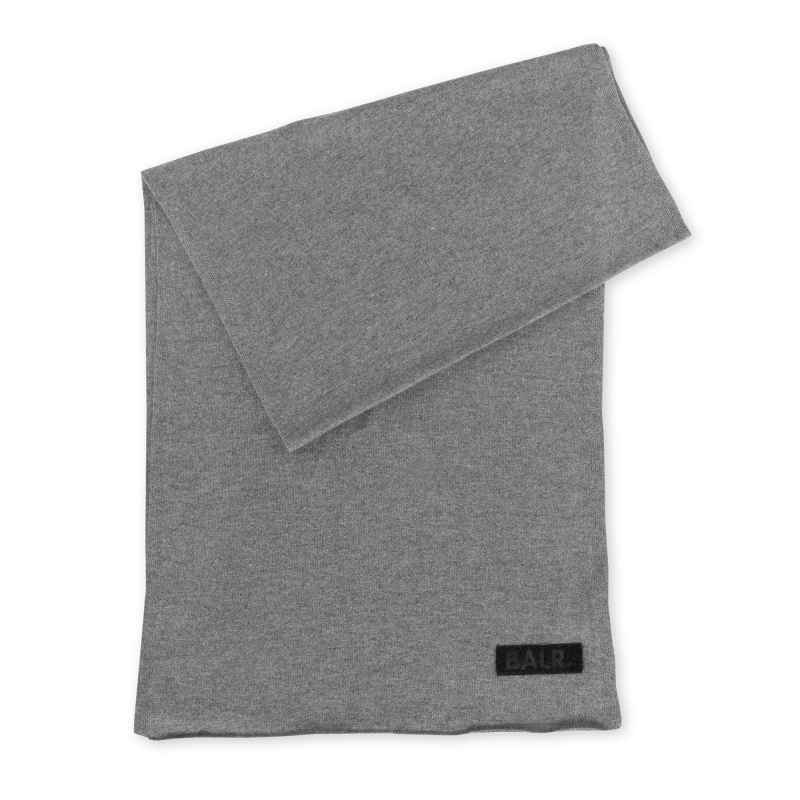 Scarf Grey Front