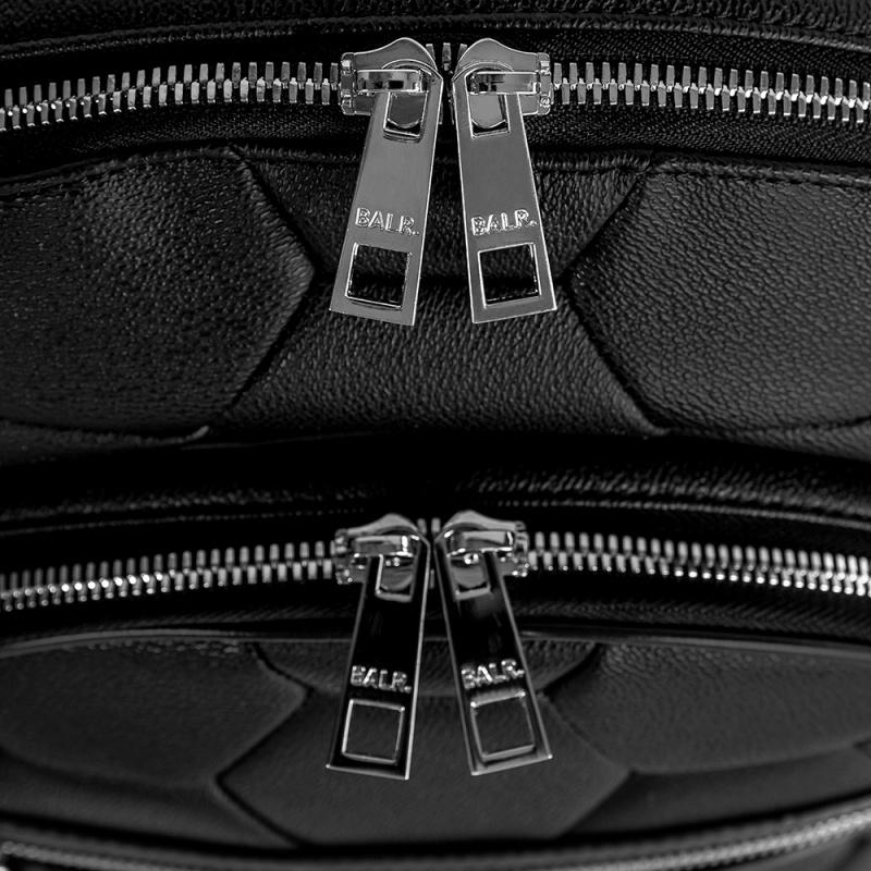 Black Backpack details