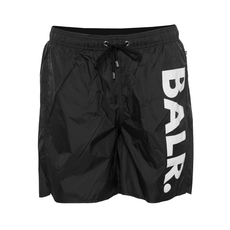 Big Brand Swim Shorts Black