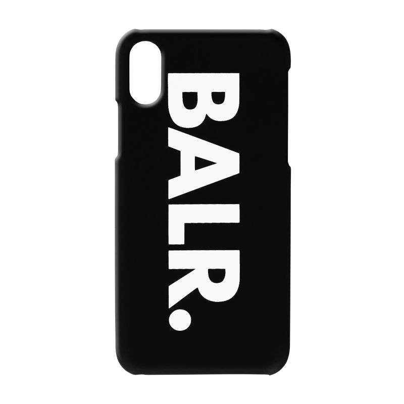 BALR. Classic Brand iPhone X