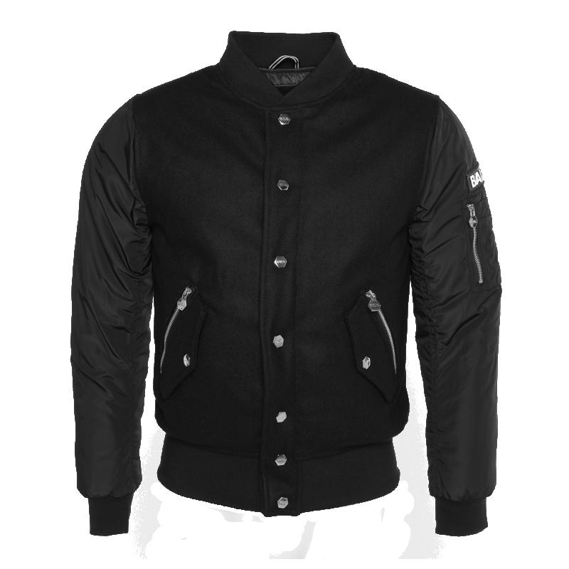 Varsity Jacket Front