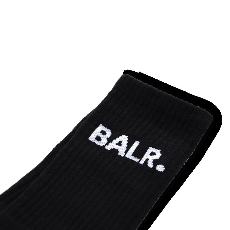 Detail 1 BALR. 2-pack BALR. Socks Zwart