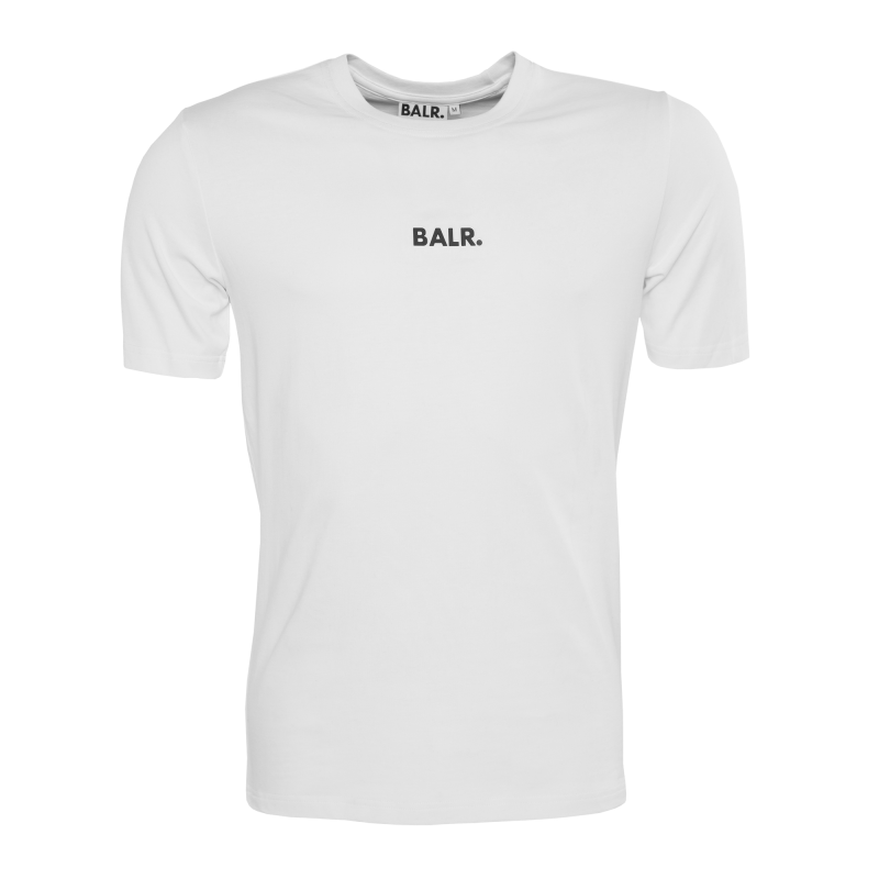BL - Mesh T-Shirt White
