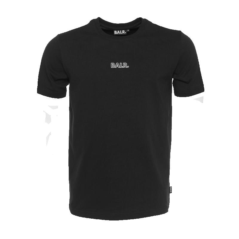 Black HQ Shirt Front
