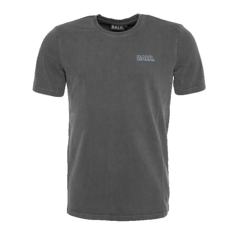 Garment-Dyed T-Shirt Grey