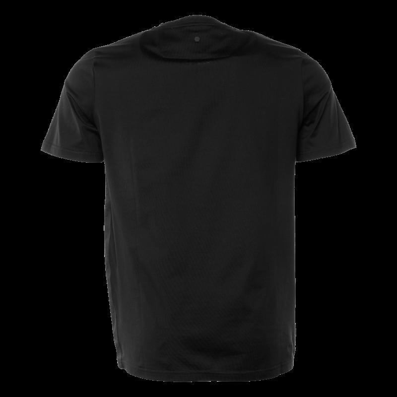 BALR. Tape Straight T-Shirt Black