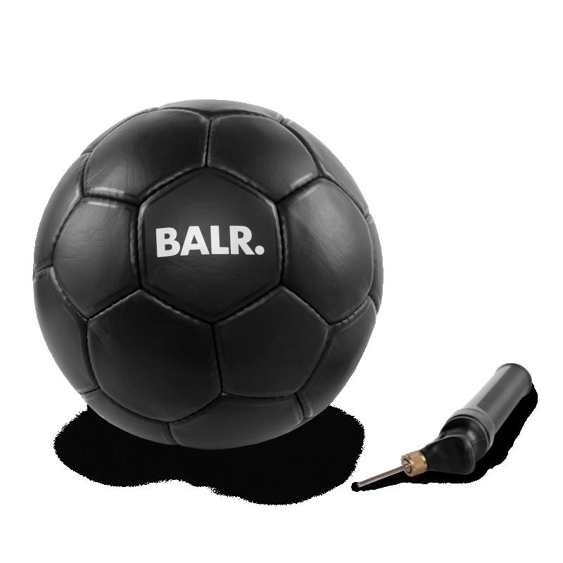 Football and pump