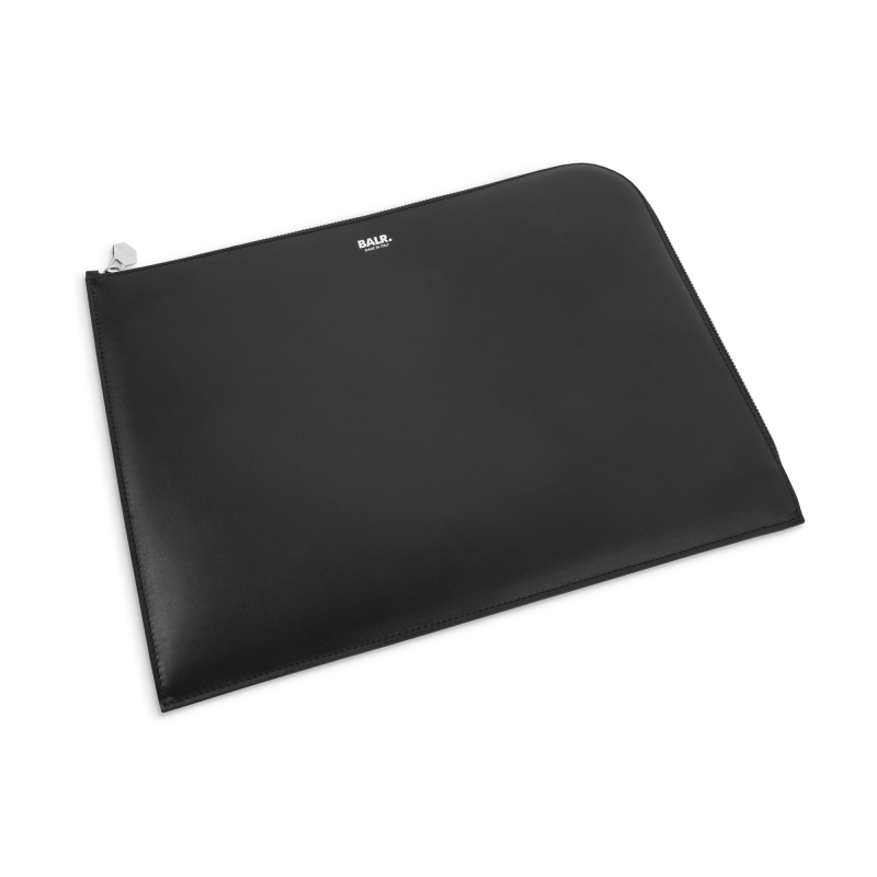 Leather Laptop Sleeve Front