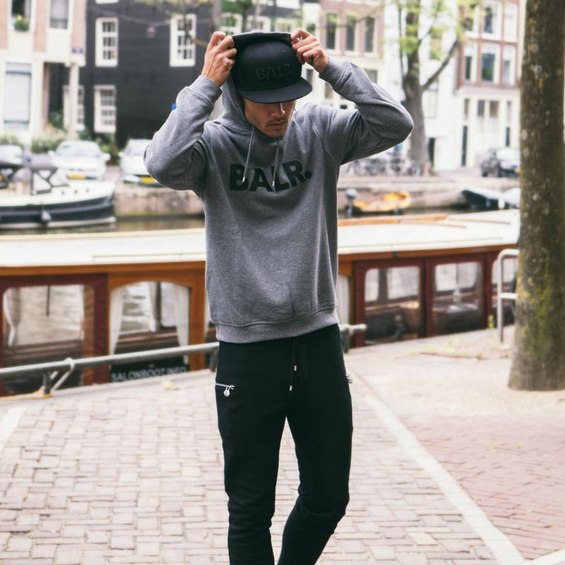 Grey Brand Hoodie Lifestyle