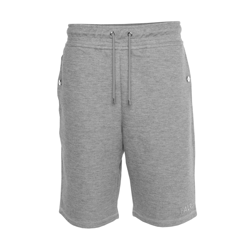 Q-Series Classic Sweat Shorts Grey