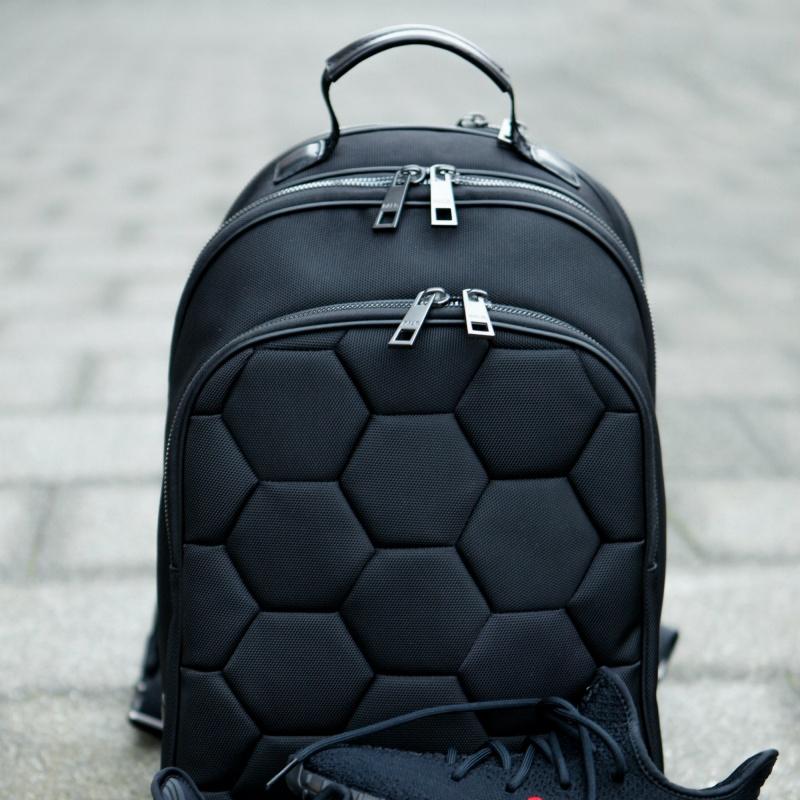 Nylon Backpack Lifestyle