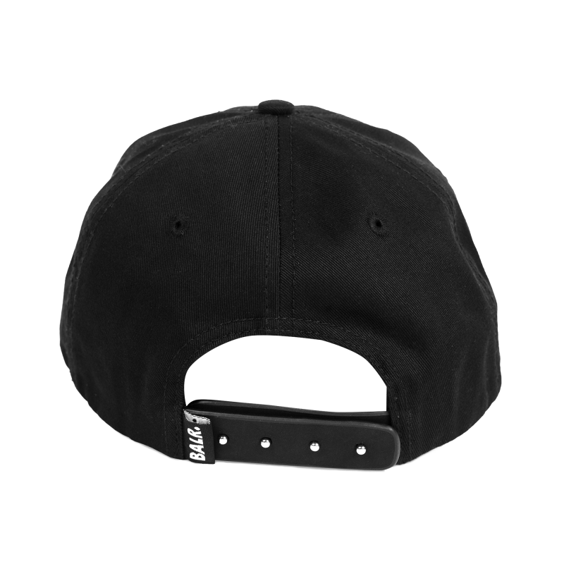 Women Classic Cotton Cap Black Back