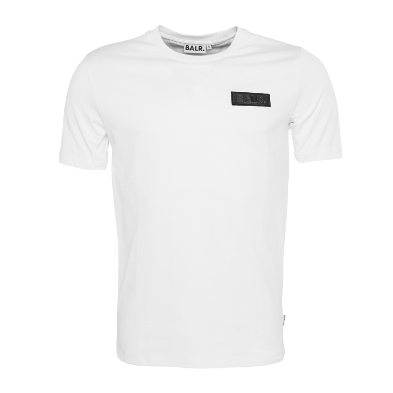 BL - Badge Label T-Shirt White