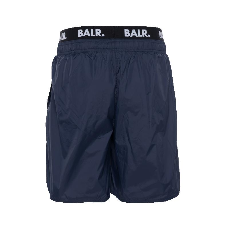 Club Trunks Swim Shorts Navy Back