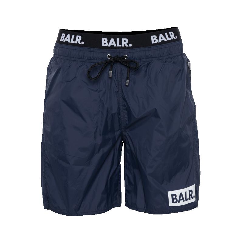 Club Trunks Swim Shorts Navy Front