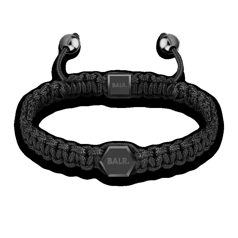 Braided Bracelet Black