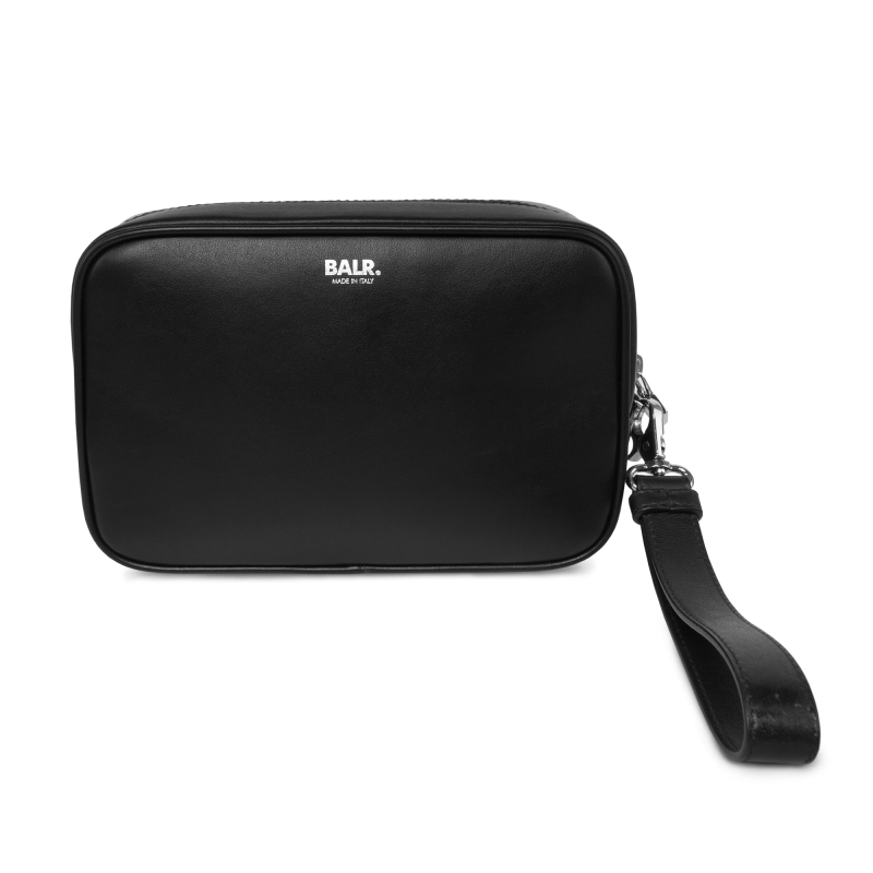 Leather Man Clutch Front