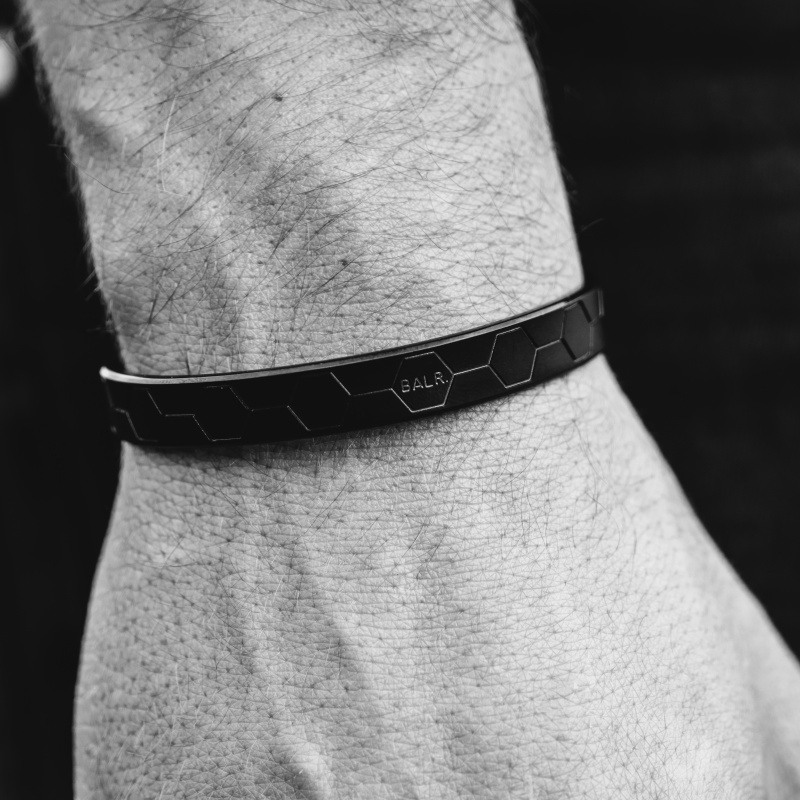 BALR. Bangle Bracelet Detail 2