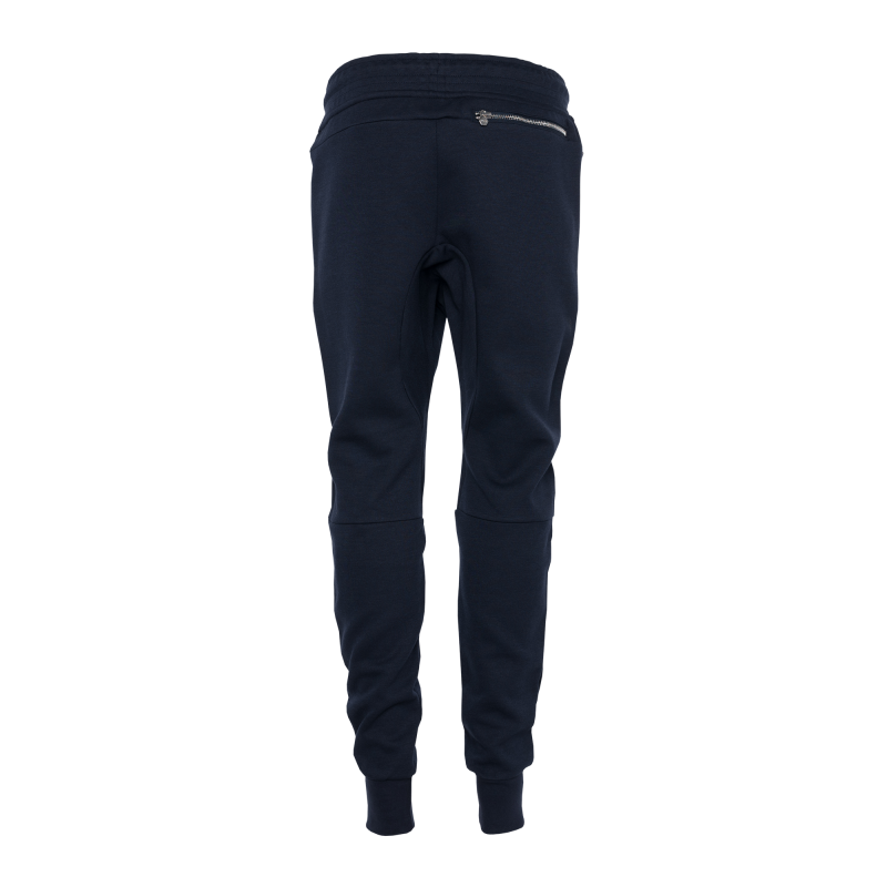 BALR. Q-series Classic Sweatpants Navy Back
