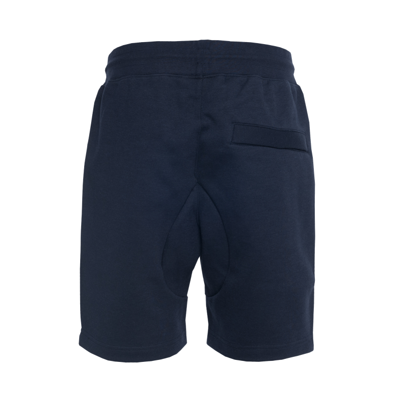 BALR. Q-Series Sweat Shorts Renewed Navy Back