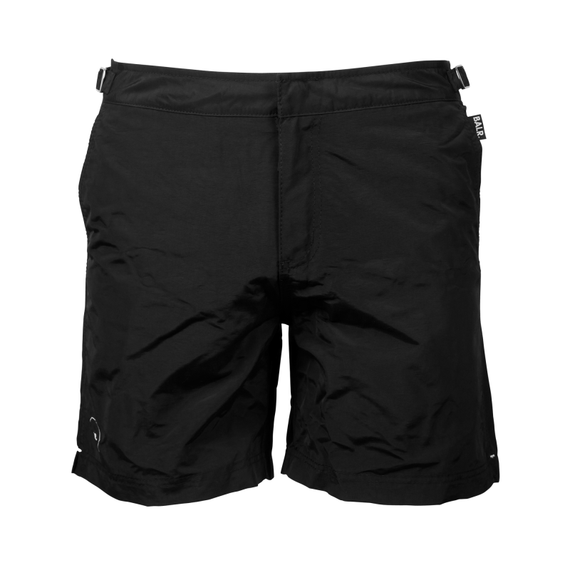 Tailored Mid-Length Swim Shorts Front