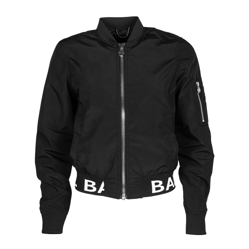 Women Bomber Jacket Front