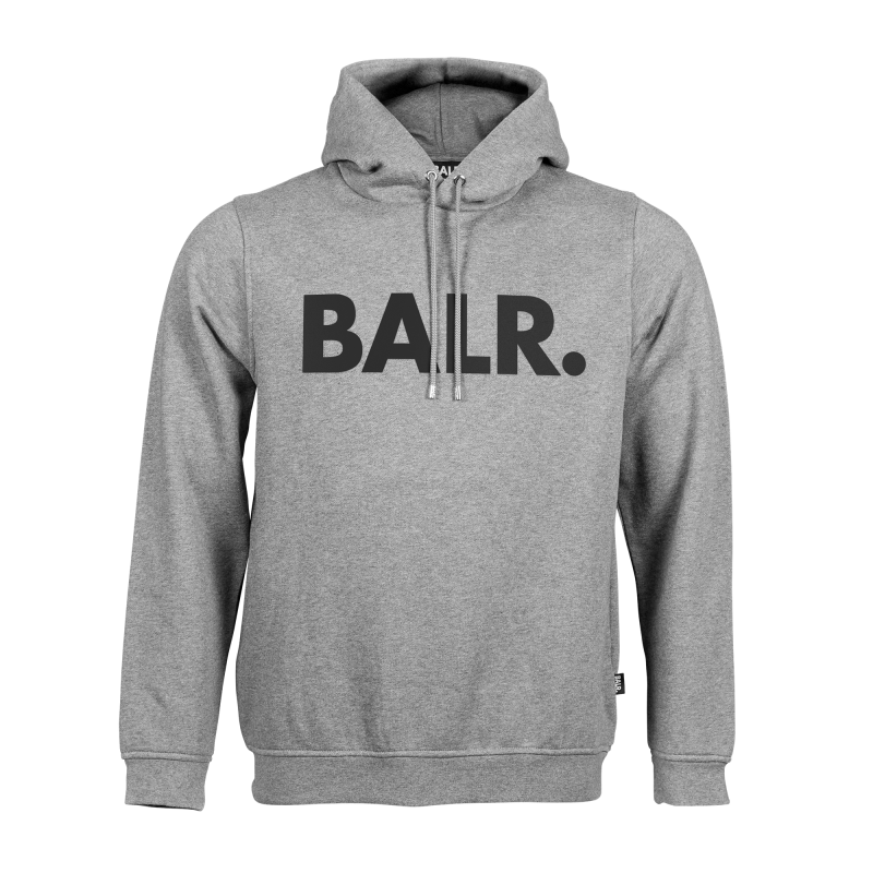 ball is life hoodie. brand hoodie grey ball is life