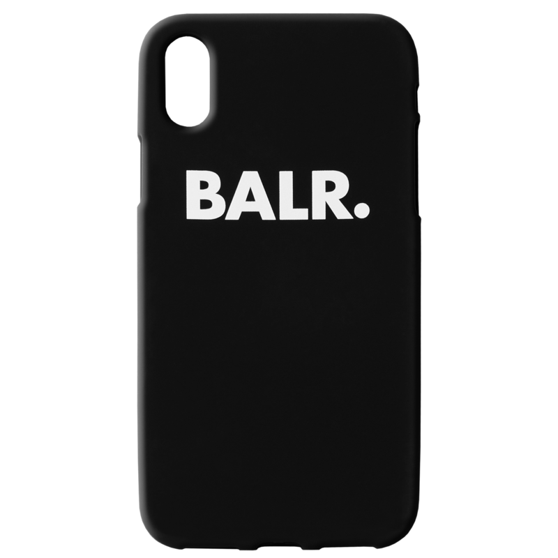BALR. Silicone iPhone XS Case