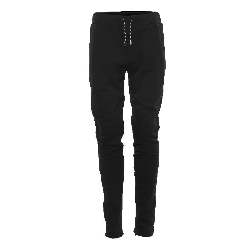 Cord Sweatpants Black