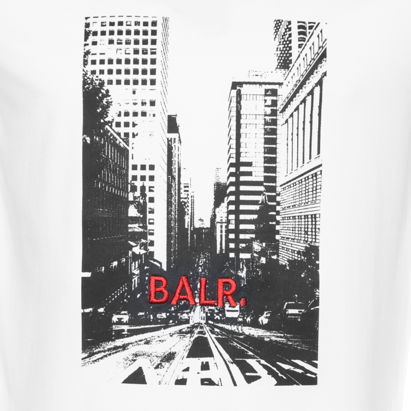 BALR. City Life T-shirt White