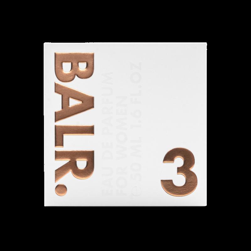 BALR. 3 Eau de Parfum Women
