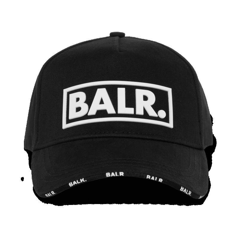 Classic Box Logo Cap Black