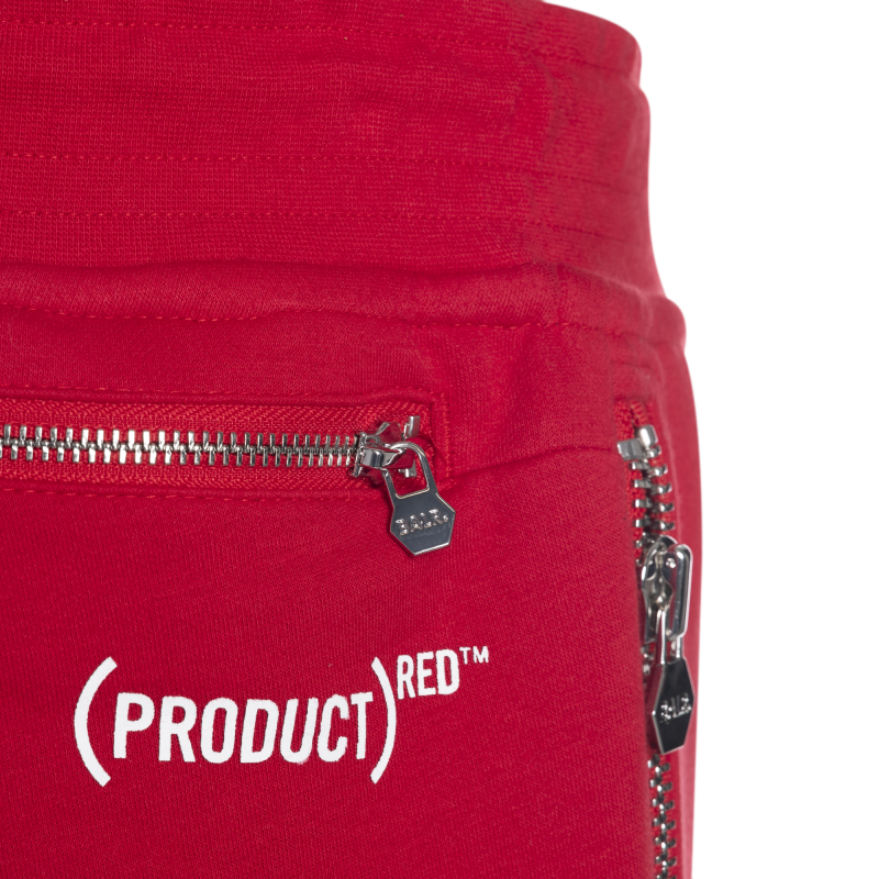 BALR. (BALR.)RED Q-Series Sweatpants Red Detail 1