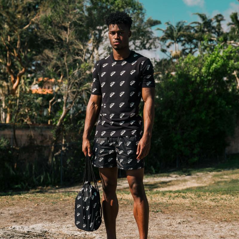 BALR. All-Over Print Swim Shorts lifestyle