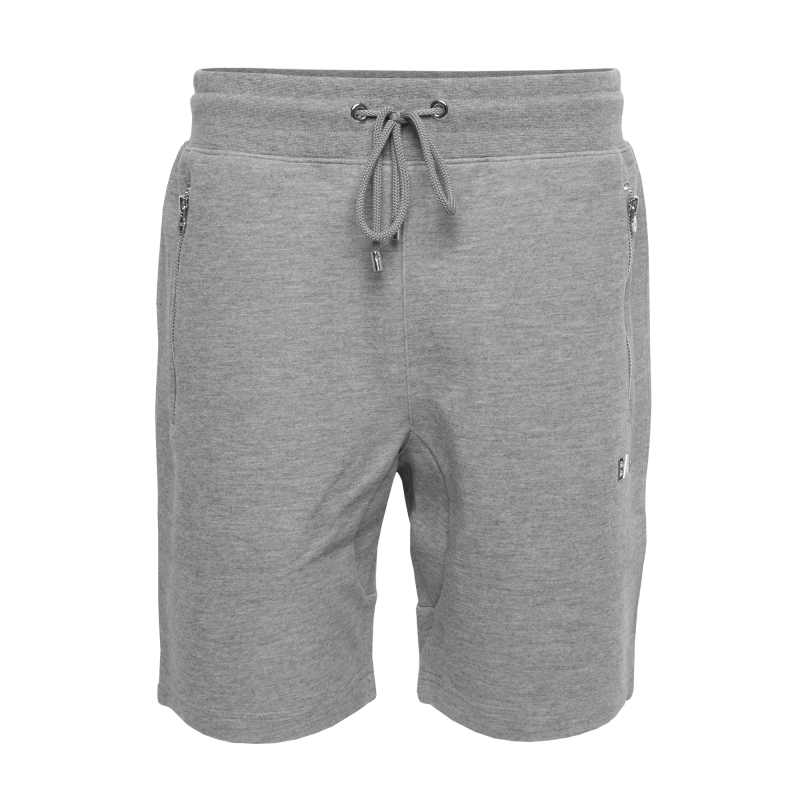 BALR. Q-Series Sweat Shorts Renewed Grey Front