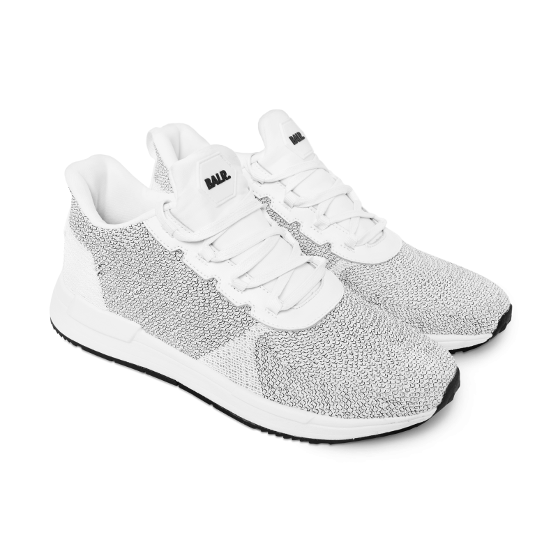 HEX One White Sneakers Front