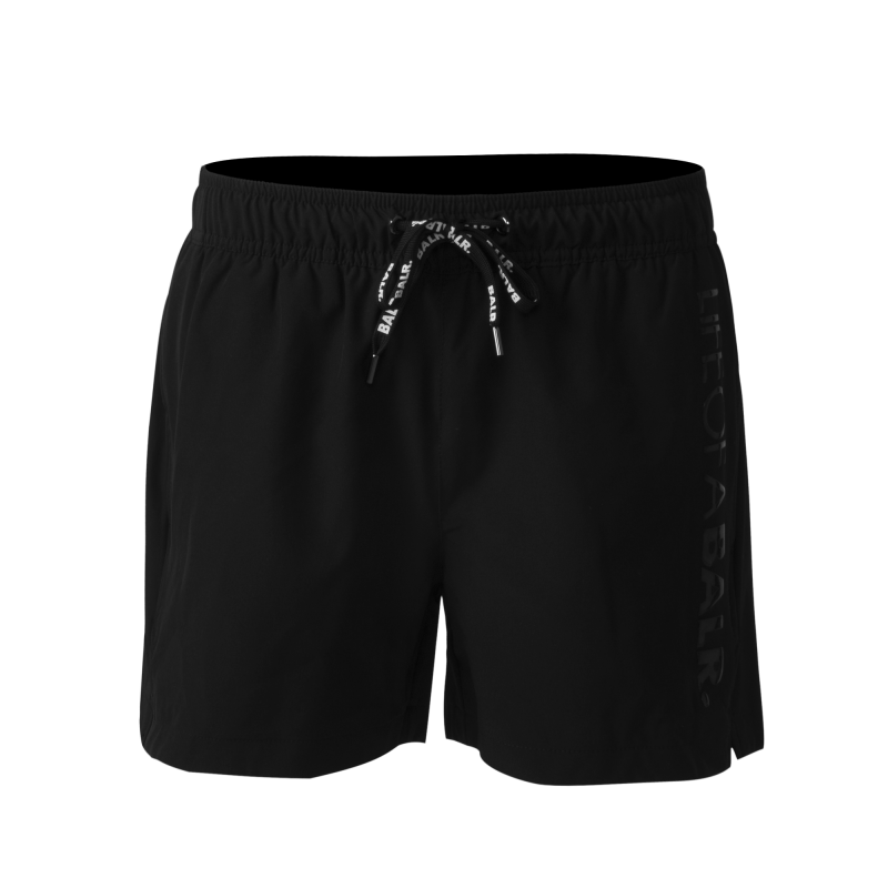 LIFEOFABALR. Swim Shorts Black