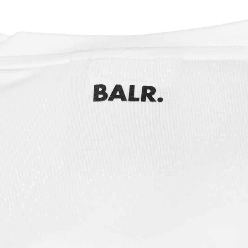 V-Neck Shirt White Detail