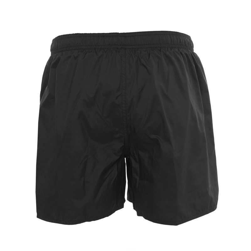 Black Classic Swim Shorts Back